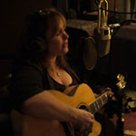 Gretchen Peters In The Studio