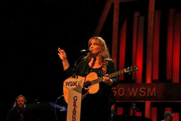 Making my solo debut at the Grand Ole Opry May 2012