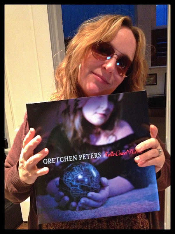 Hello Cruel World coming out in vinyl May 2012
