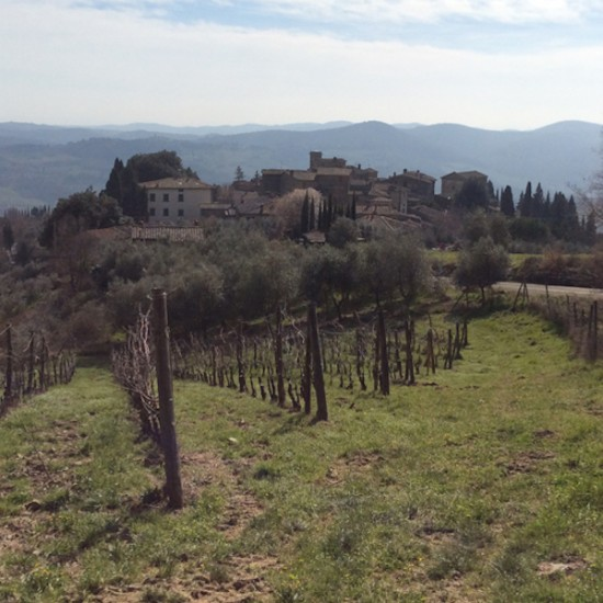 Tuscan songwriting retreat