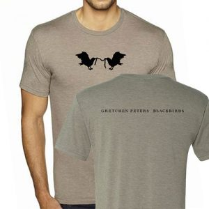 Gretchen Peters - Blackbirds T-shirt