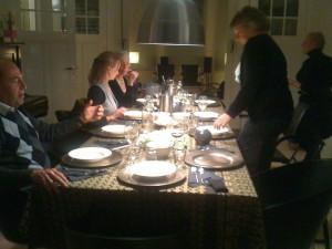 rijsttafel in Den Haag