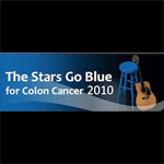 The Stars Go Blue For Colon Cancer